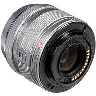 Olympus OM-D E-M10 Mark III S + 14–42 mm f/3.5–5.6 II R stříbrný - Digitální fotoaparát