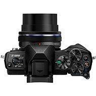 Olympus OM-D E-M10 Mark III S + ED 14-42 mm f/3.5-5.6 EZ černý - Digitální fotoaparát