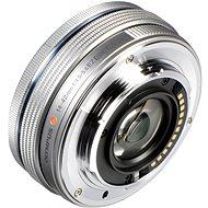 Olympus OM-D E-M10 Mark III S + ED 14-42 mm f/3.5-5.6 EZ stříbrný - Digitální fotoaparát