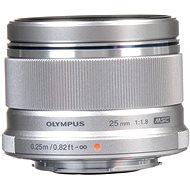 M.ZUIKO DIGITAL 25mm f/1.8 silver - Objektiv