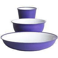 Omada Sanaliving Set 3pcs ViolaCon - Kempingové nádobí