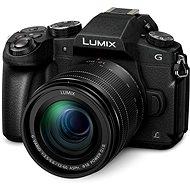 Panasonic LUMIX DMC-G80 + objektiv 12-60mm - Digitální fotoaparát
