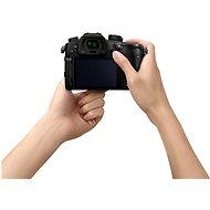 Panasonic LUMIX DMC-GH5 tělo - Digitální fotoaparát