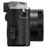 Panasonic Lumix DC-GX9 + 12-32 mm stříbrný - Digitální fotoaparát