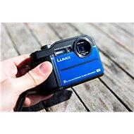 Panasonic LUMIX DMC-FT7 modrý - Digitální fotoaparát