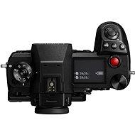 Panasonic Lumix DC-S1H tělo  - Digitální fotoaparát