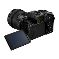 Panasonic Lumix DC-S5 + 20-60 mm + Lumix S 50mm f/1.8 - Digitální fotoaparát