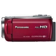 Panasonic HC-V520EP-R červená - Digitální kamera