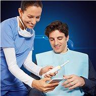 Oral-B Genius 8000 White zubní kartáček + 6ks náhradních hlavic - Elektrický zubní kartáček