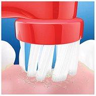 Oral-B Vitality Kids Cars, červená - Elektrický zubní kartáček pro děti