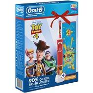 Oral-B Vitality Toy Story + cestovní pouzdro - Elektrický zubní kartáček pro děti