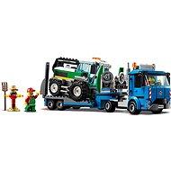 Oral-B Vitality Kids Cars + LEGO City 60223 Kombajn - Sada