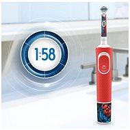 Oral-B Vitality Kids Spiderman - Elektrický zubní kartáček pro děti