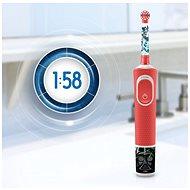 Oral-B Vitality Kids Star Wars + Cestovní Pouzdro - Elektrický zubní kartáček pro děti