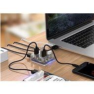Orico MH4U-U3-03-CR - USB Hub
