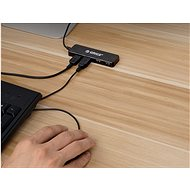 Orico FL01-WH-BP - USB Hub