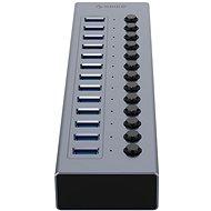 Orico USB-A Hub 13x USB 3.0 Black - USB Hub