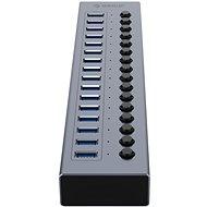 Orico USB-A Hub 16x USB 3.0 Black - USB Hub