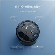 Orico USB-A Hub Multi-Function - USB Hub