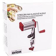ORION Strojek na vlasové nudle - Strojek na těstoviny