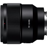 Sony FE 85mm f/1.8 - Objektiv