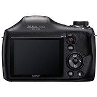 Sony CyberShot DSC-H300 černý - Digitální fotoaparát
