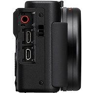 Sony ZV-1 + Grip GP-VPT2BT + Mikrofon ECM-W2BT - Digitální fotoaparát