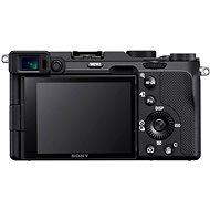 Sony Alpha A7C tělo černý - Digitální fotoaparát