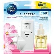 AMBI PUR Electric Flower & Spring strojek s náplní 20 ml - Osvěžovač vzduchu