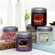 YANKEE CANDLE Warm Cashmere 170 g - Vonné perly