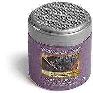 YANKEE CANDLE Dried Lavander Oak 170 g - Vonné perly