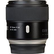 TAMRON SP 35mm f/1.8 Di VC USD pro Canon - Objektiv