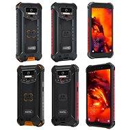 Oukitel WP5 Pro oranžová - Mobilní telefon