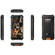 Oukitel WP9 oranžová - Mobilní telefon