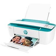 HP DeskJet 3762 zelená All-in-One - Inkoustová tiskárna