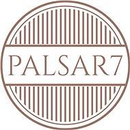 Palsar7 Ošetřující LED maska, zlatá - LED maska