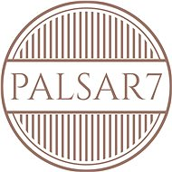 Palsar7 Silikonový kartáček na čištění pleti s podložkou, tmavě růžový - Kosmetický přístroj