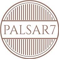 Palsar7 Kulatý elektrický masážní kartáček na čištění pleti, světle růžový - Kosmetický přístroj