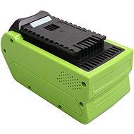 PATONA pro Greenworks 40V 4000mAh Li-lon 160Wh - Akumulátor