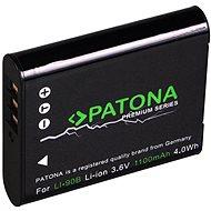 PATONA pro Olympus Li-90B/Li-92B 1100mAh Li-Ion Premium - Baterie pro fotoaparát