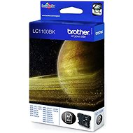 Brother LC-1100 Dual Pack černá 2ks - Cartridge