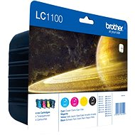 Brother LC-1100 Value Pack - Cartridge
