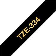 Brother TZe-334 - TZ páska