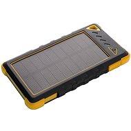 Schwarzwolf Ikimba solární powerbanka kapacita 8000mAh žlutá - Powerbanka