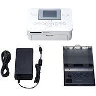 Canon SELPHY CP1000 bílá + papíry KP-36 - Termosublimační tiskárna