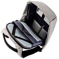 XD Design Bobby anti-theft backpack 15.6 šedý - Batoh na notebook