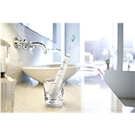 Philips Sonicare DiamondClean White HX9914/55 nové generace - Elektrický zubní kartáček