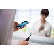 Philips Sonicare DiamondClean Smart Black a White HX9912/18 - Elektrický zubní kartáček