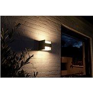 Philips Hue White Fuzo 17444/30/P7 - Nástěnná lampa