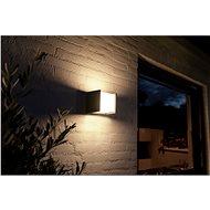 Philips Hue White Fuzo 17445/30/P7 - Nástěnná lampa